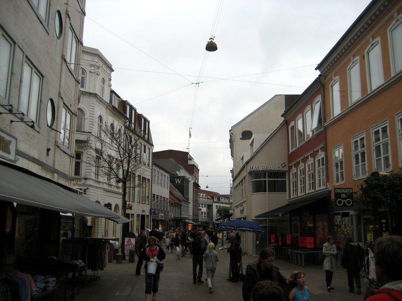 Downtown Odense