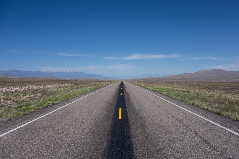 Looking north towards Mormon Gap
