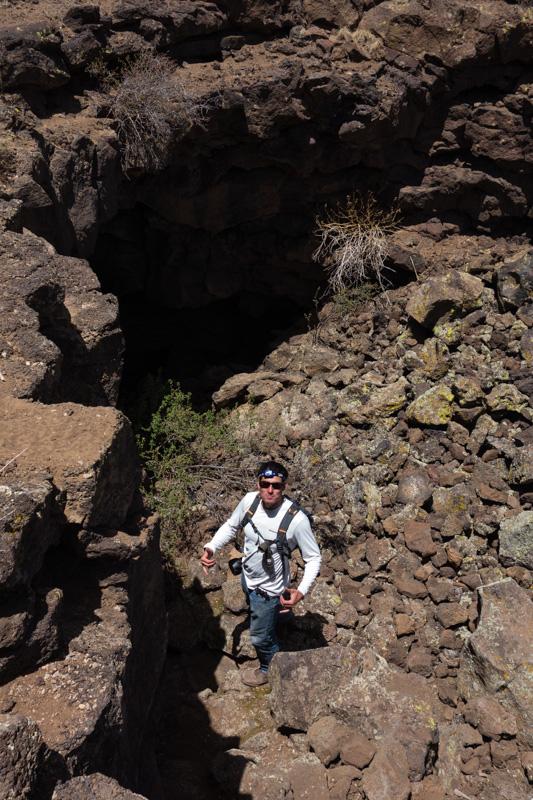 Xenolith Cave