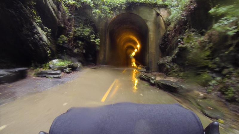 Brushy Mountain Tunnel