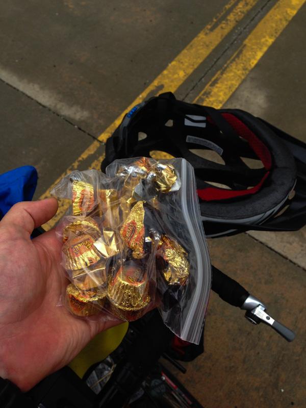Last snacks