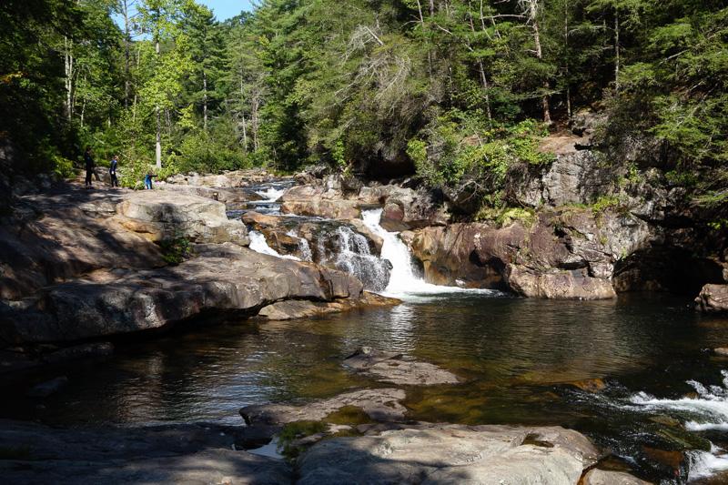 Upper Jacks River Falls